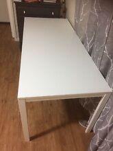 White table Heathridge Joondalup Area Preview