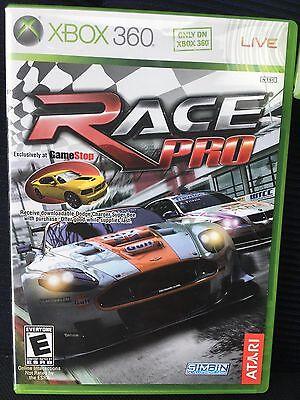 Race Pro (Microsoft Xbox 360, 2009) Complete  comprar usado  Enviando para Brazil