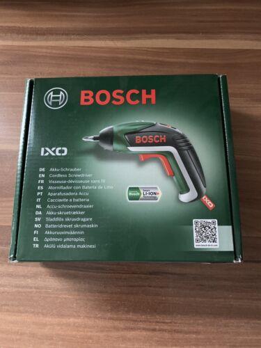 Bosch IXO Akku-Schrauber 3,6 V - NEU