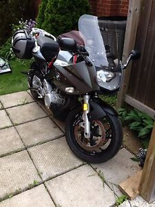 2008 BMW f-800 S LAHAR GREY - touring package