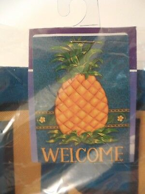 Pineapple Welcome House -