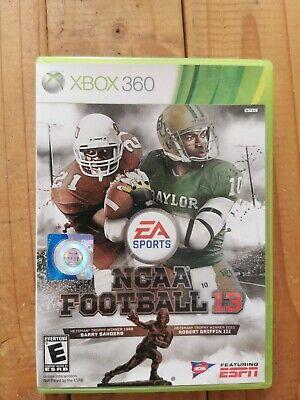 Usado, NCAA Football 13 (Microsoft Xbox 360, 2012) segunda mano  Embacar hacia Mexico