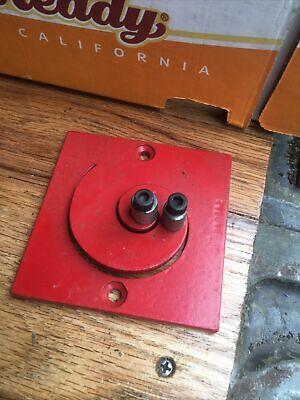 Vintage Scroll Circle Bender Metal Bending Tools Fabrication Steel Cast Iron