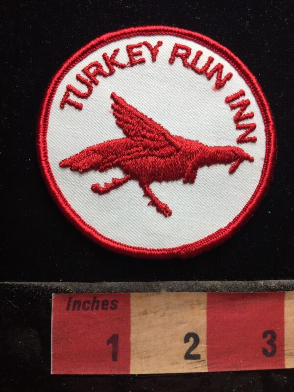 Indiana TURKEY RUN INN Patch Inside Turkey Run State Park 73WM
