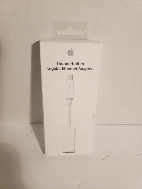 Apple A1433 Thunderbolt to Gigabit Ethernet Adapter
