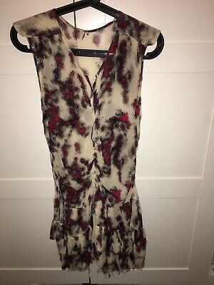 silk Iro dress Size 6