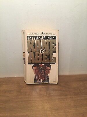 Kane and Abel by Jeffrey Archer (1981, Paperback), used for sale  Shipping to India