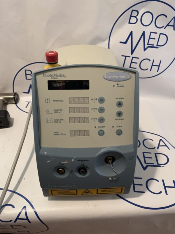 PhotoMedex Surgical LaserPro 980, No Key 30 Day Warranty