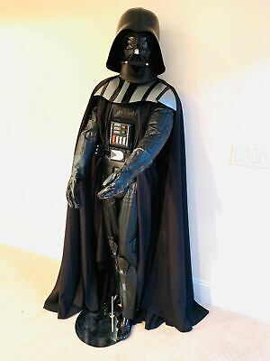 Star Wars Darth Vader Supreme Edition Costume From Rubies Authentic Full Suit