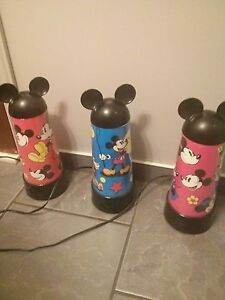 DISNEY MICKEY MOUSE LAMPS reduced Windsor Region Ontario image 1