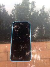 iPhone 5c 32gb blue faulty Ermington Parramatta Area Preview