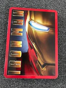 Iron Man 1 - Limited 2 Disc Edition - In Hard Case Southbank Melbourne City Preview