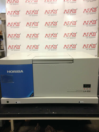 HORIBA LA-930 Laser Scattering Particle Size and Distribution Analyzer