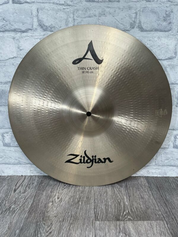 Zildjian A Custom Thin Crash 18