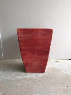 Red Planter Pot
