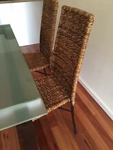 Dining table with 8 chairs and 4 bar stools Moonee Ponds Moonee Valley Preview