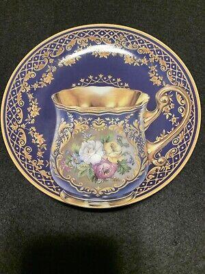 Bradford Exchange Treasures of Russian Tradition - Cobalt Majesty 5