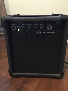 Amplificateur guitare 10 watts