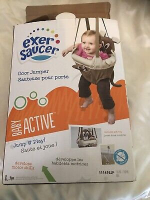 Baby Jumper Doorway Evenflo ExerSaucer Jumperoo Bumbly Exerciser Jump Bouncer NW