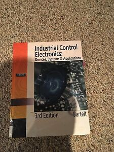 Industrial control electronics text book