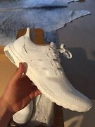 Adidas Ultra Boost Triple White 2.0 11.5 US Albion Brisbane North East Preview
