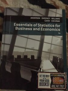 Essential of statistics and economics