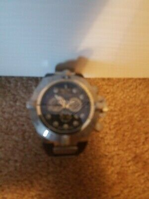 Invicta Mens Subaqua Noma IV Watch Black NEVER WORN