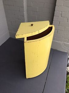 Wooden toy / laundry basket Tempe Marrickville Area Preview