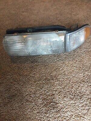 91-96 Buick Roadmaster Estate Wagon Left Driver Headlight (Buick Roadmaster Wagon Headlight)