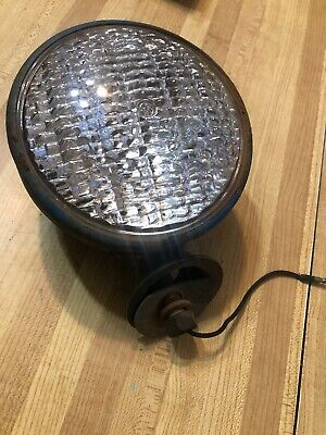 1950s Ford Tractor Headlight Tract-o-lite Original