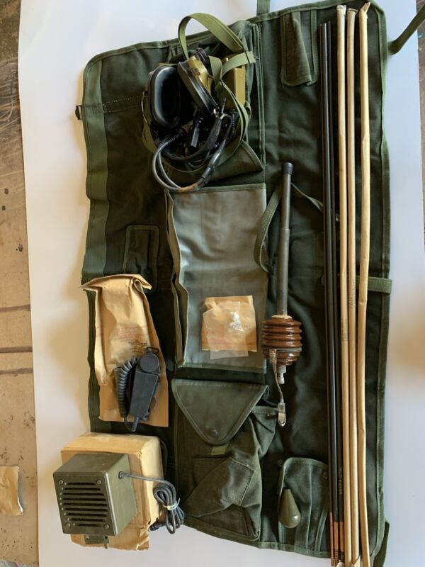 MS-116-A MS-117-A MS-118A Military antenna set. New. Open Box.