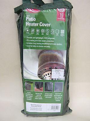 (New Ambassador Patio Heater Cover Green ABGC35)