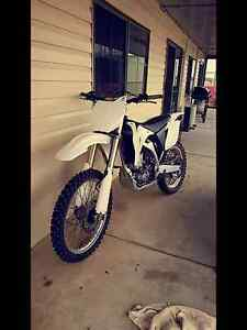 2007 yzf250 just had full rebuild very clean bike runs perfect Rosedale Wellington Area Preview
