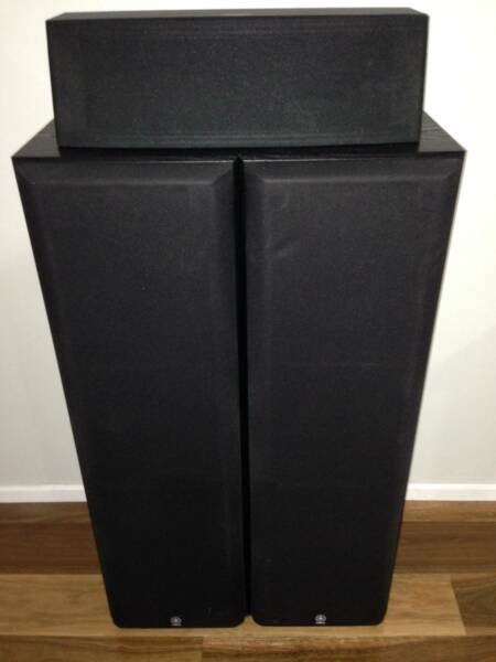 standing ns audio speakers home visual yamaha floor floors divine inside