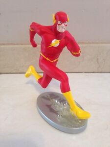 THE FLASH JLA COVER TO COVER JUSTICE LEAGUE STATUE FIGURE
