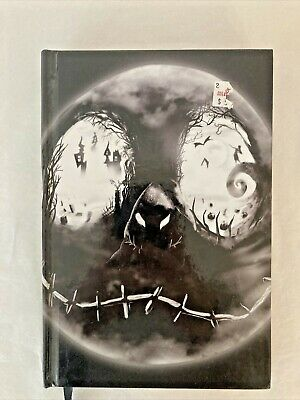 Nightmare Before Christmas Jack Skeleton Journal Calendar Hardback Planner Diary