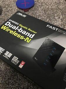 Asus Dualband Gigabit Router (RT-N56U)