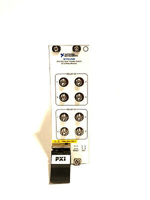 National Instruments Ni Pxi-2598 26.5 Ghz 50 Pxi Transfer Switch Module