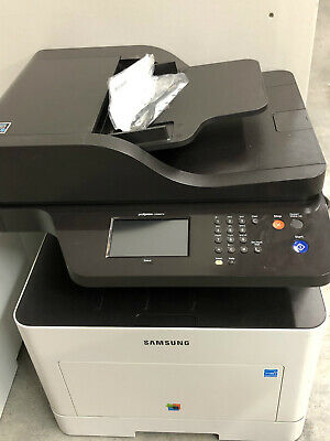 Samsung C3060FW All-In-One Color Laser Printer complete - LOW