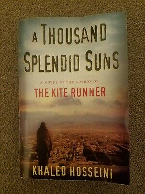 A Thousand Splendid Suns by Hosseini, Khaled. 2007. Riverhead Books