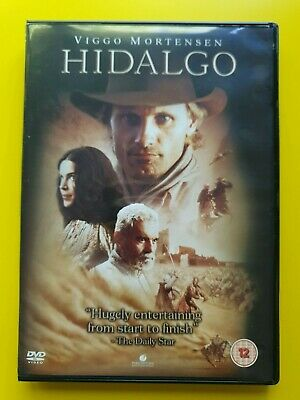Hidalgo [DVD] (2004) Viggo Mortensen, Omar Sharif - Free Postage