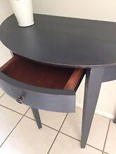 Dark grey hall table Robina Gold Coast South Preview