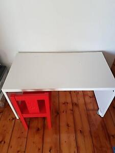 Ikea Childrens desk with chair Beverley Park Kogarah Area Preview