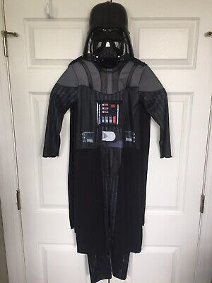 Kids Darth Vader Costume Star Wars Mask Red Lightsaber Youth by Rubie's Black for sale  Wilmington