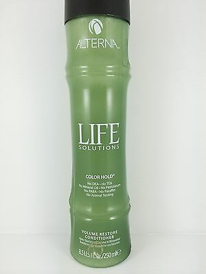 ALTERNA LIFE VOLUME RESTORE CONDITIONER 250ml. For fine hair