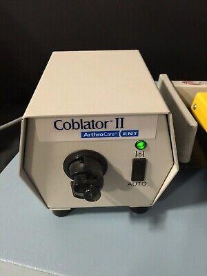 Arthrocare Coblator Ii Flow Control Valve Unit 10101