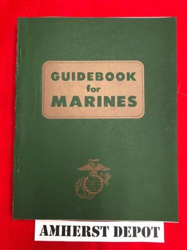 Guidebook for Marines USMC 1967