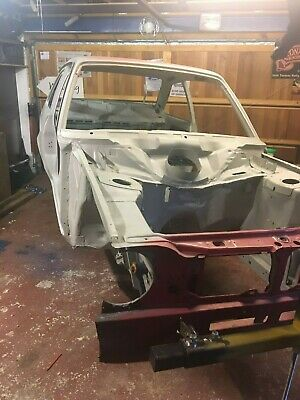 Ford Escort MK2 Shell plus new panels RS2000 Sport Etc. Ideal Rally Car Project