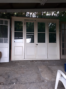 FRENCH DOORS AND WINDOWS FOR SALE!!! Mullumbimby Byron Area Preview