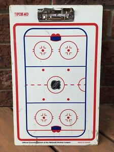Small Hockey Coaching Board